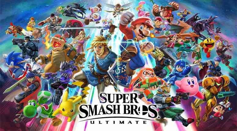 Super Smash Bros Ultimate has 100+ Stages