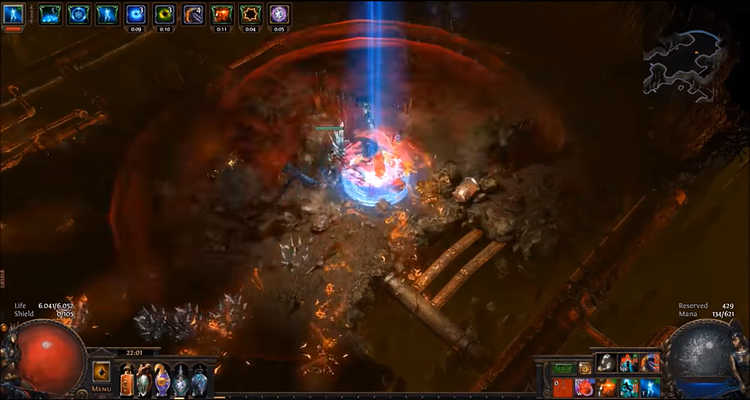 Path of Exile [3.3] Ascendant Reave/Blade Flurry Build