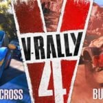 V-Rally 4's Extreme-Khana mode has some really extreme challenges
