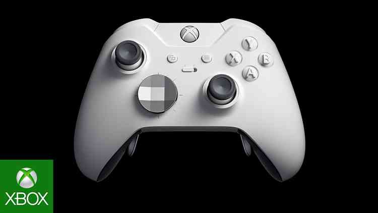 special edition white Xbox One X bundle