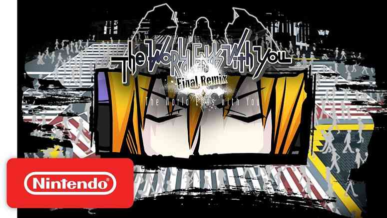 The World Ends With You gets a Switch release date