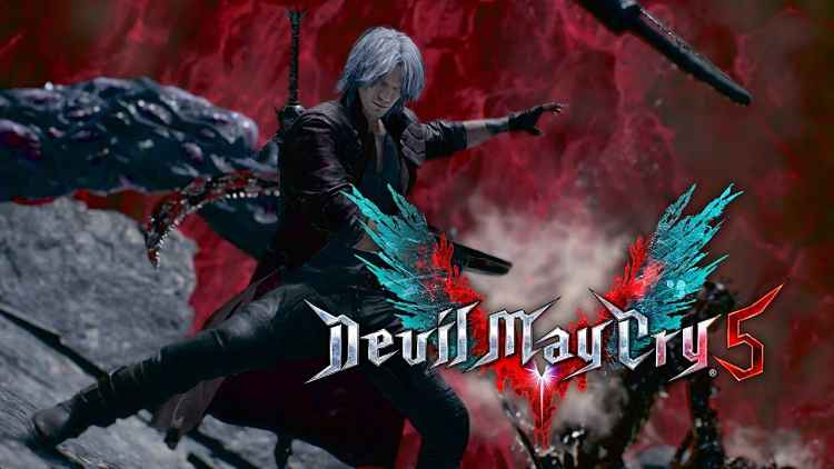 Devil May Cry 5 TGS Dante Trailer
