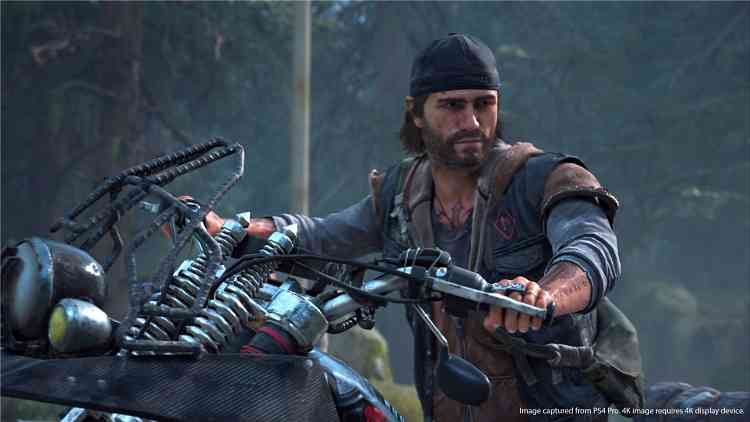Days Gone Officially Delayed to April 26, 2019