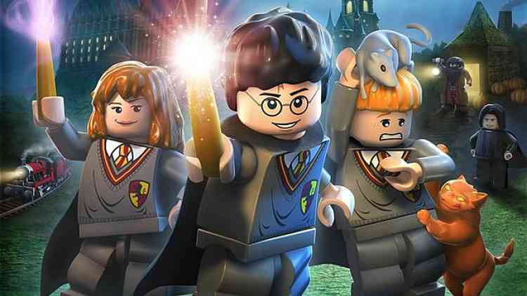 LEGO Harry Potter Collection announced for Switch and Xbox One