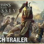 Check out the Assassin's Creed Odyssey launch trailer, it's pretty cool