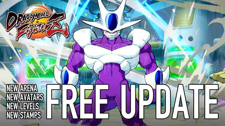 Check out all the goodies in Dragon Ball FighterZ's free Fall update