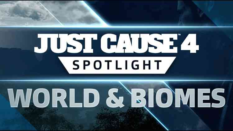 Just Cause 4 showcases world building in new trailer