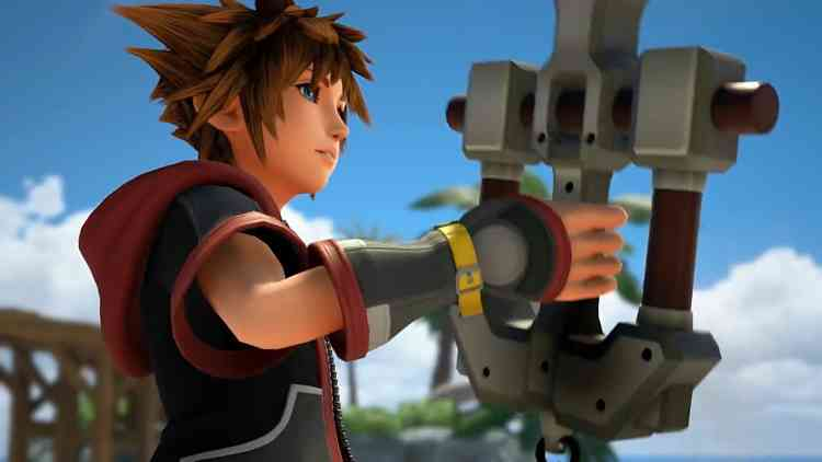 Kingdom Hearts III TGS 2018 Gameplay and Trailers
