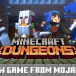 Minecraft: Dungeons coming to PC, releases in 2019