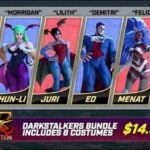 Capcom announces more DLC costumes in Street Fighter V