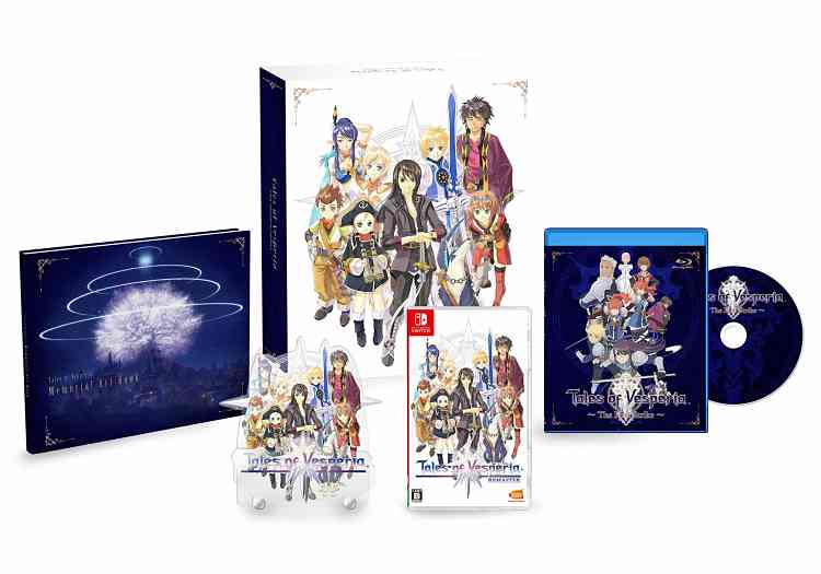 Tales of Vesperia puts more focus on story in new trailer