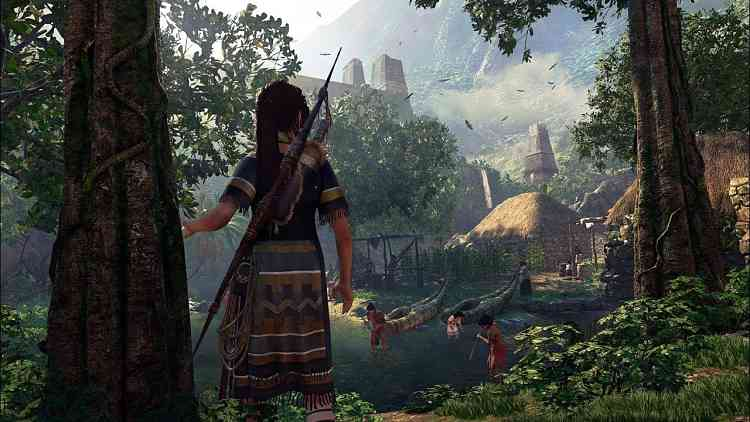 Check out the Photo Mode in Shadow of the Tomb Raider