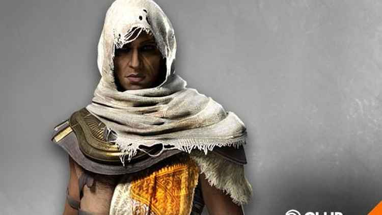 Bayek Joins Assassin's Creed Odyssey