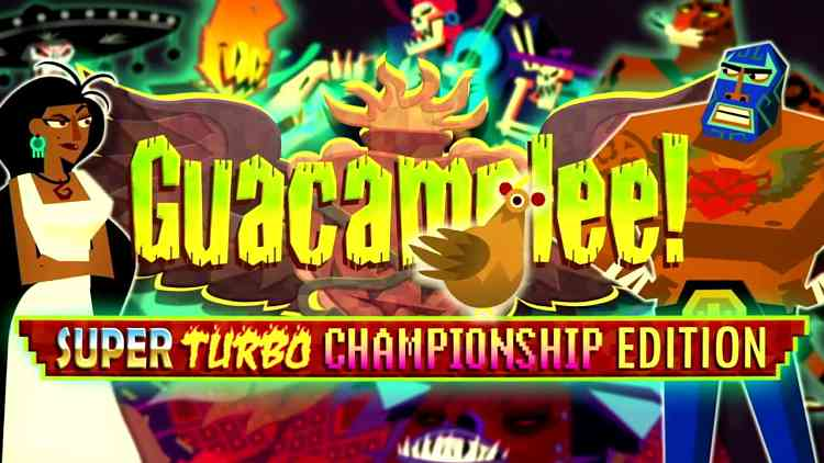 Guacamelee! and its sequel are being ported to Switch