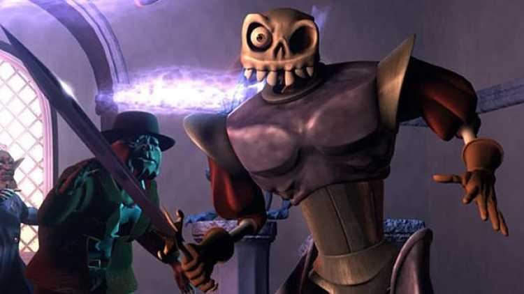 Medievil is getting a full HD remake on PS4, new trailer coming