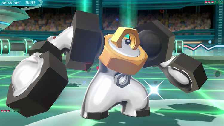 Pokemon: Let's Go Reveals Meltan Evolution