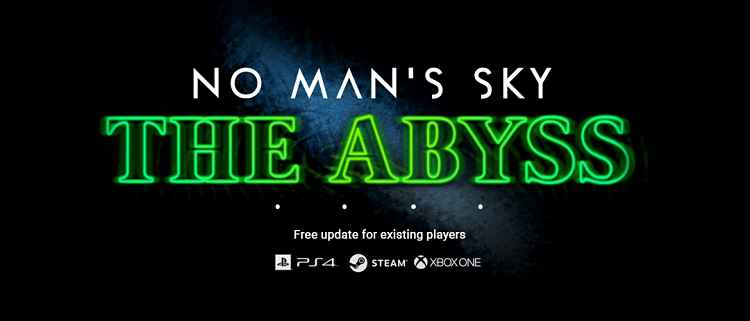 No Man's Sky Abyss Update adds new underwater missions and content