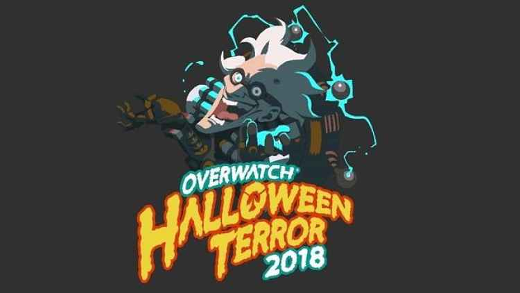 Overwatch is about to begin it's annual Halloween event