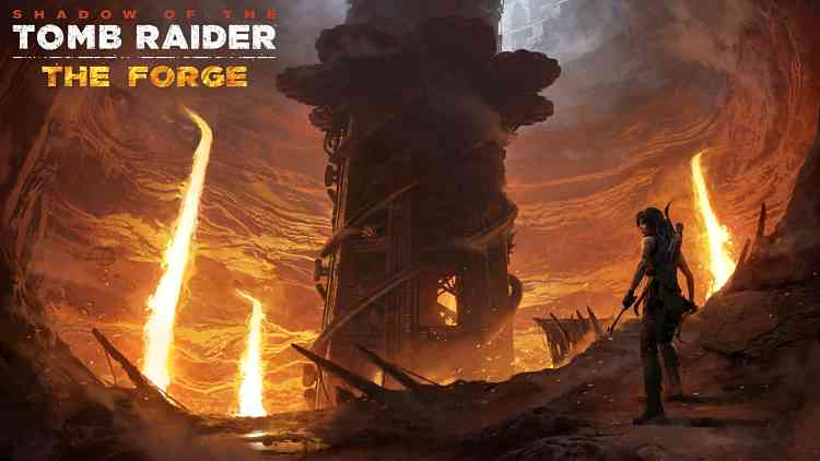 """Shadow of the Tomb Raider's First DLC """"The Forge"""" Announced"""