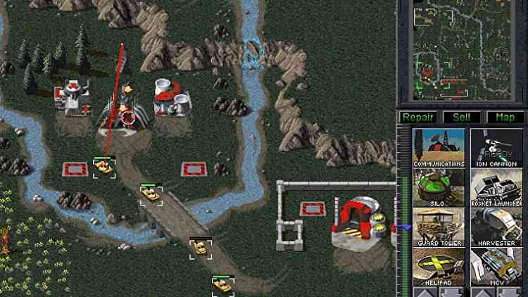 EA Announces Command and Conquer Remaster