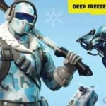 Fortnite Deep Freeze Bundle Announced, coming November