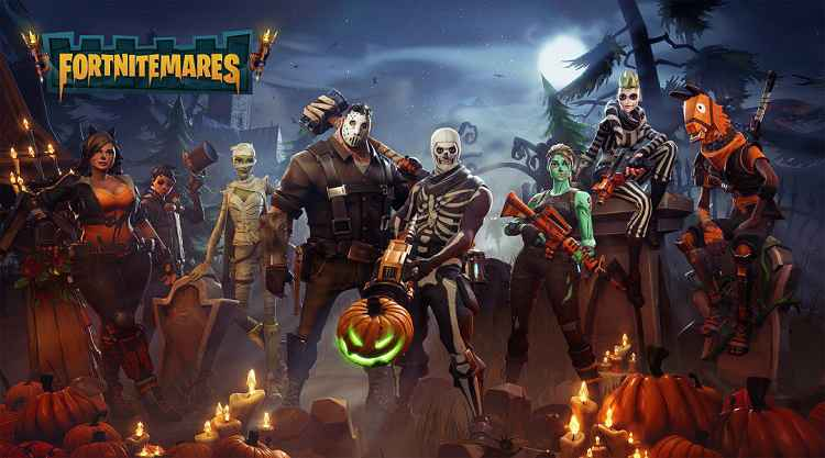 Fortnite Halloween event start date allegedly leaks