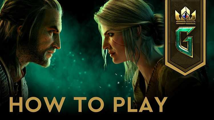 GWENT: The Witcher Card Game How to Play Trailer