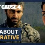 Just Cause 4's newest trailer is all about story