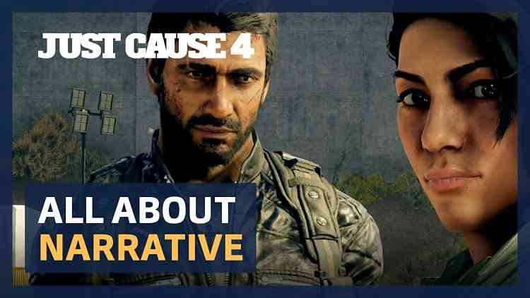 Just Cause 4 - Narrative Trailer