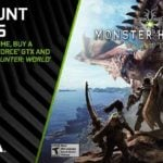 Get Monster Hunter World for free on PC if you buy an Nvidia GPU