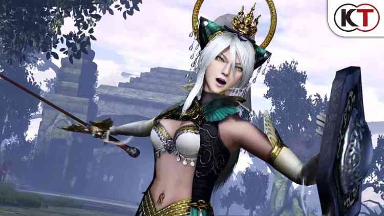 Warriors Orochi 4 has one more trailer showcasing Nu Wa in action