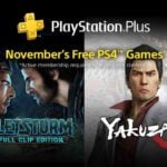 Sony confirms full PlayStation Plus lineup for November 2018
