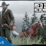Red Dead Redemption 2 Reveals PS4 Early Access Content