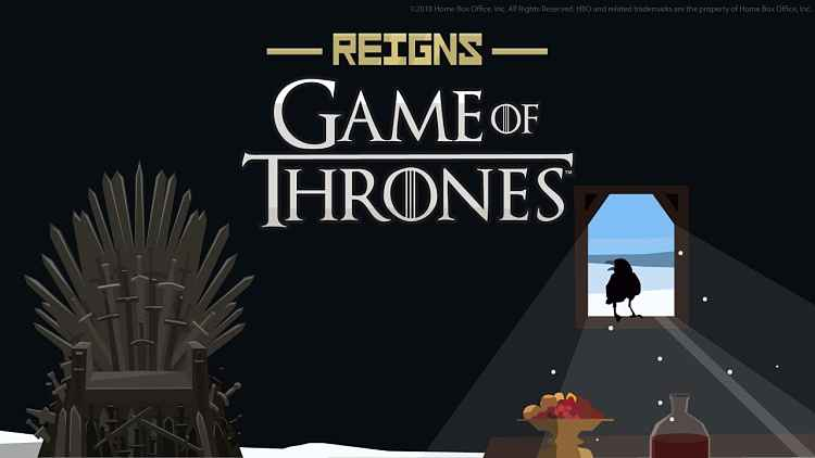 Reigns: Game of Thrones new trailer combined GoT and Tinder