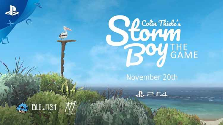 Storm Boy showcases charming style in new trailer
