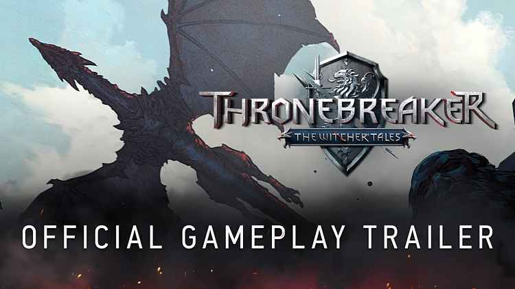 Gameplay trailer for Thronebreaker: The Witcher Tales released