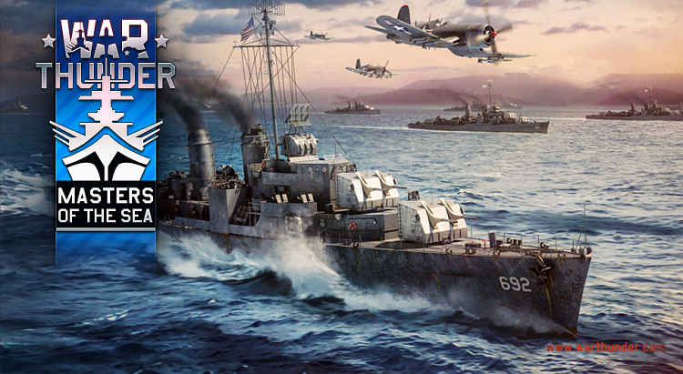 War Thunder Masters of the Seas launches alongside Xbox One F2p debut