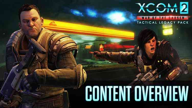 XCOM 2: War of the Chosen Tactical Legacy Pack