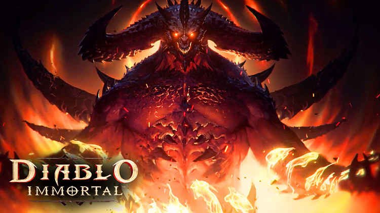 Diablo Immortal Mobile Game Announced