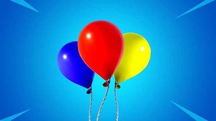 Fortnite patch 6.21 adds balloons