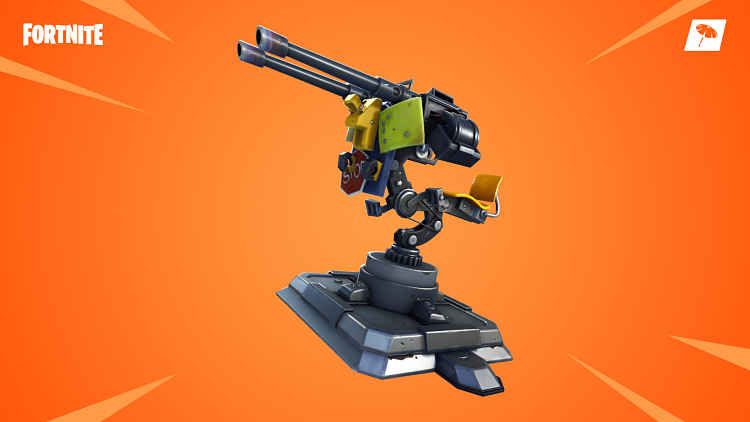 Fortnite's 6.30 update brings new weapons and Food Fight content