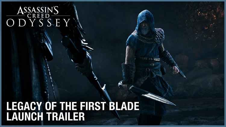 Assassin's Creed Odyssey teases Legacy of the First Blade DLC