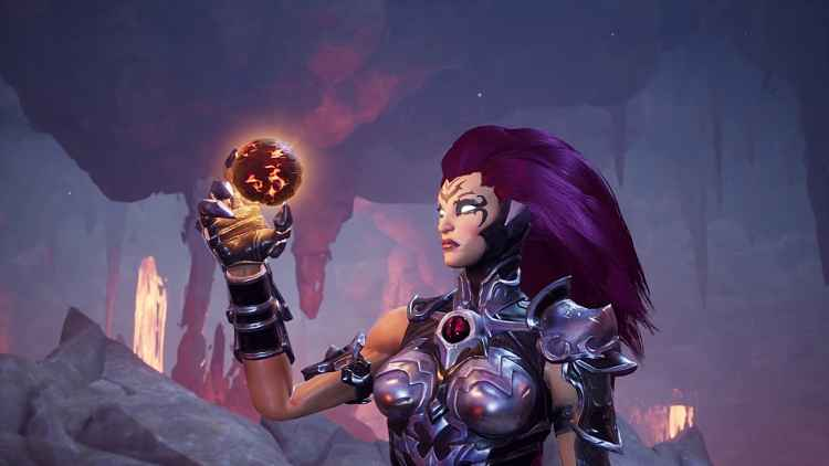 Fury looks mad as heck in new Darksiders III trailer