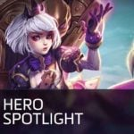 Heroes of the Storm announces new hero, Orphea