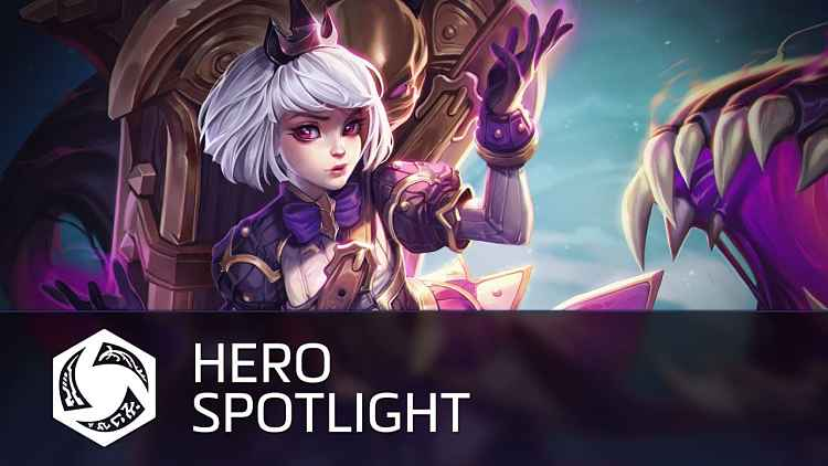 Heroes of the Storm Reveals Original Character Orphea
