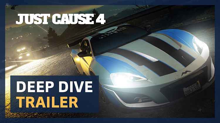 New Just Cause 4 Deep Dive Trailer