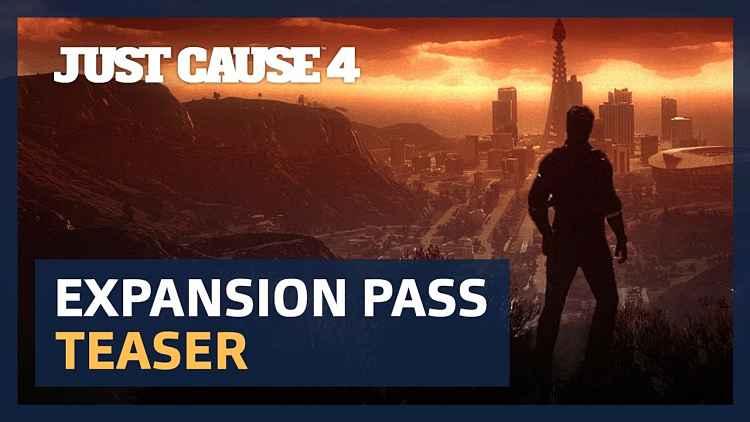 Check out the Just Cause 4 Expansion Pass in newest trailer