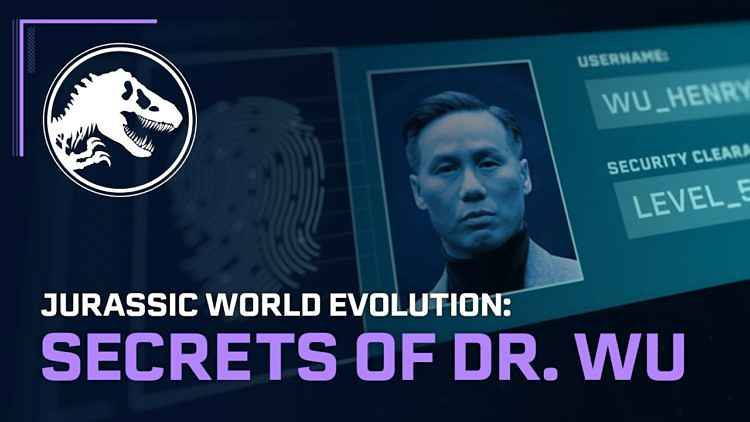 Jurassic World Evolution: Secrets of Dr. Wu