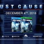 Square Enix releases a collection of Just Cause 4 trailers