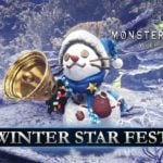 Monster Hunter: World – Winter Star Fest Begins